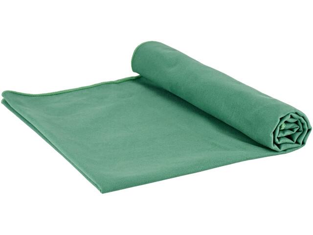 CAMPZ ,Ręcznik z mikrofibry, Ręcznik 80x150cm zielony